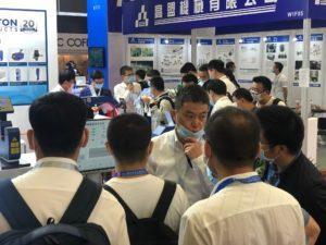 Небывалый интерес к новым приборам в Шанхае