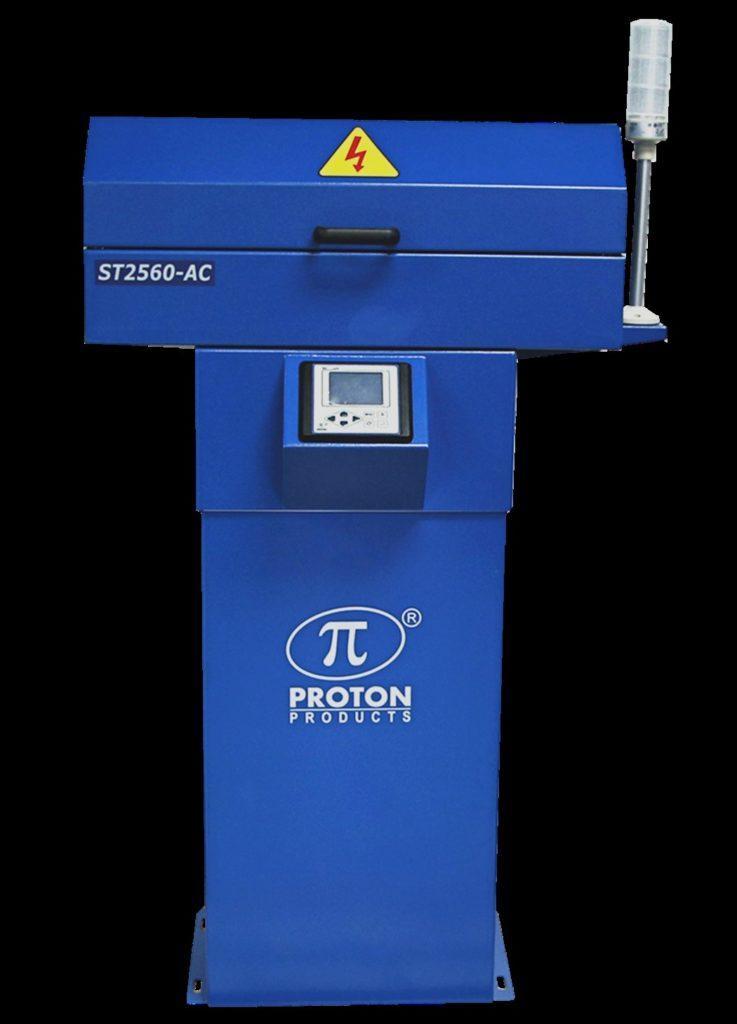Испытания на пробой кабелей диаметрами 1 до 100 мм, Модель SPARKTESTER ST25100-25-AC (25 или 30 кВ)